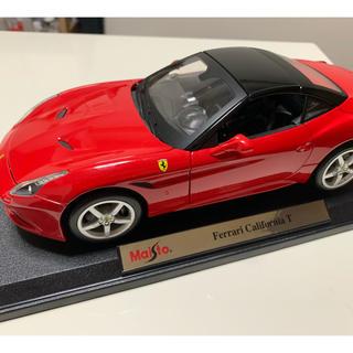 フェラーリ(Ferrari)のマイスト フェラーリ カリフォルニア T 1/18 送料込み(模型/プラモデル)