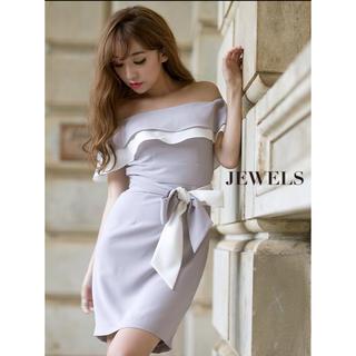 ジュエルズ(JEWELS)のjewels オフショル キャバドレス(ナイトドレス)