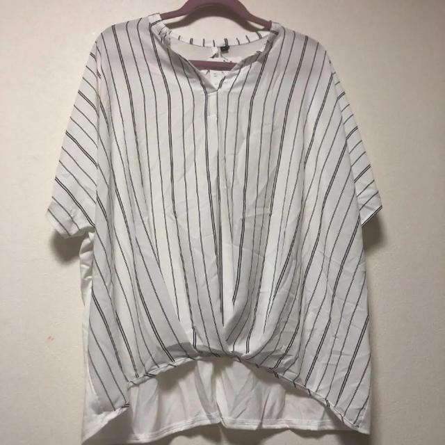 しまむら(シマムラ)のトップス レディースのトップス(カットソー(半袖/袖なし))の商品写真