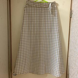 ジーユー(GU)の【お値下げしました】GU フロアロングスカート(ロングスカート)