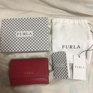 e6f9437b68ef 「にこちゃん様専用です。FURLA コンパクト三折財布 メトロポリス用にも」に近い商品. Furla - FURLA トライフォールドウォレット