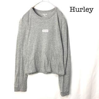 ハーレー(Hurley)のHurley ハーレー 長袖カットソー ロンT ロゴデザイン(Tシャツ(長袖/七分))