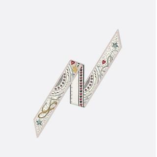 クリスチャンディオール(Christian Dior)のお買い得⚠️新品✨ディオール ミッツァスカーフ(バンダナ/スカーフ)