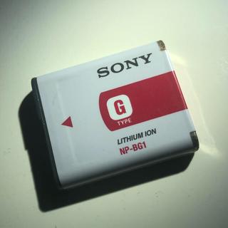 SONY - SONYデジカメ用バッテリー 生産終了