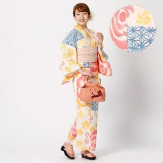 ツモリチサト(TSUMORI CHISATO)のツモリチサト 浴衣 タグ付き新品未使用♡(浴衣)