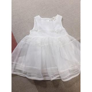 7d75e3857dc5d エイチアンドエム(H M)のベビードレス ワンピース 70サイズ ハーフバースデー(セレモニー