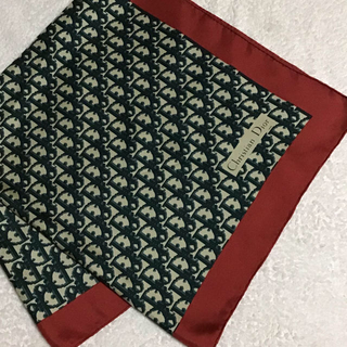 ディオール(Dior)のディオール スカーフ(バンダナ/スカーフ)