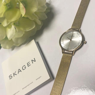 スカーゲン(SKAGEN)の美品 SKAGEN SKW2150(腕時計)