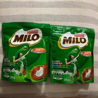 Nestle - ミロ