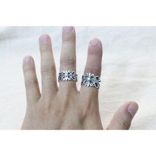 クロムハーツ(Chrome Hearts)のK183クロムハーツリング(リング(指輪))