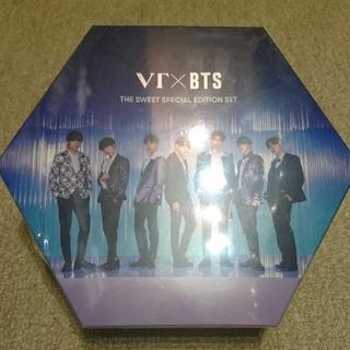 ボウダンショウネンダン(防弾少年団(BTS))のVT×BTS special edition set リップのみ(口紅)