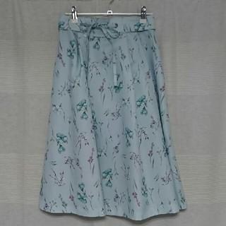 デビュードフィオレ(Debut de Fiore)の着用2回 デビュードフィオレのスカート(ひざ丈スカート)