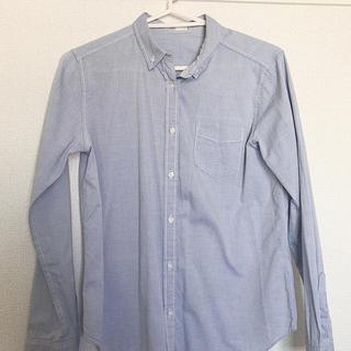 ジーユー(GU)のワイシャツ(シャツ/ブラウス(長袖/七分))