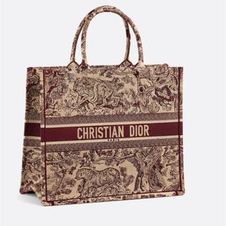 クリスチャンディオール(Christian Dior)の入手困難 Dior BOOK TOTE ブックトート(トートバッグ)