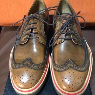 ポールスミス(Paul Smith)の新品 paul smith ポールスミス  サイズ41 26.0cm 革靴箱付き(ドレス/ビジネス)