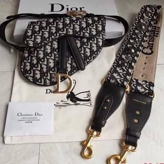 クリスチャンディオール(Christian Dior)のクリスチャンディオール サドル ウエストポーチ ショルダーバッグ(ショルダーバッグ)