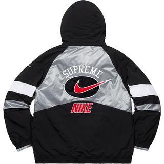 灰S Supreme Nike Hooded Sport Jacket 19ss