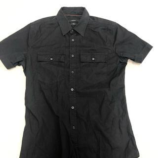 グッチ(Gucci)の正規GUCCI skinny shirts  40(シャツ)