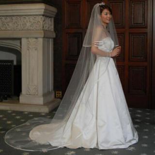 9a123a8abf896 タカミ(TAKAMI)のウェディングベール(280cm)(ヘッドドレス ドレス)