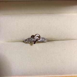 STAR JEWELRY - Star jewelry K18 925 リング