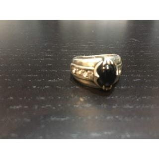 シルバー925 オニキスリング(リング(指輪))