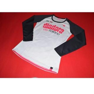 ディアドラ(DIADORA)の試着のみ ディアドラ レディース シャツ 長袖 ヨガ トレーニング テニス(Tシャツ(長袖/七分))