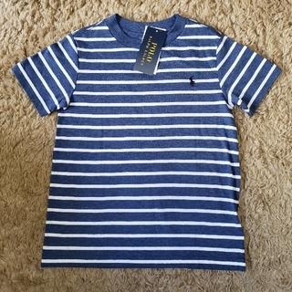 Ralph Lauren - 新品 ラルフローレン Tシャツ ティーシャツ ボーダー 120 115 男の子