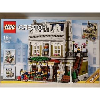 Lego - LEGO レゴ 10243 パリのレストラン パリジャン 正規品 新品未開封