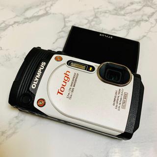 オリンパス(OLYMPUS)の【最終価格!】OLYMPUS tough tg860 防水 デジカメ(コンパクトデジタルカメラ)