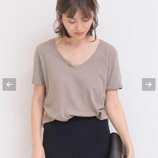 ドゥーズィエムクラス(DEUXIEME CLASSE)の【新品タグ付き】Deuxieme Classe ◇Garment Dye T(Tシャツ(半袖/袖なし))
