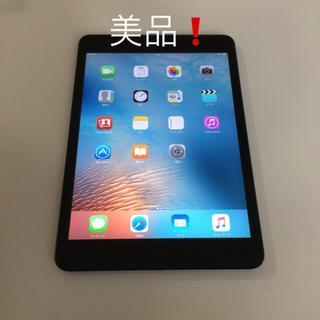 Apple - 【美品】本体のみ!Apple  iPad mini 16G wifiモデル