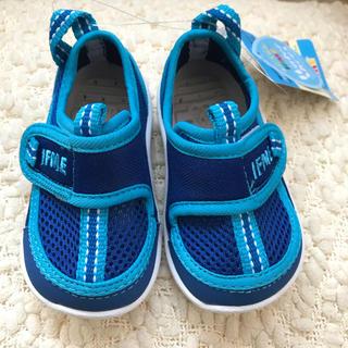 crocs - 《新品・タグ付き》イフミー サンダル ウォーターシューズ 12.5cm ブルー
