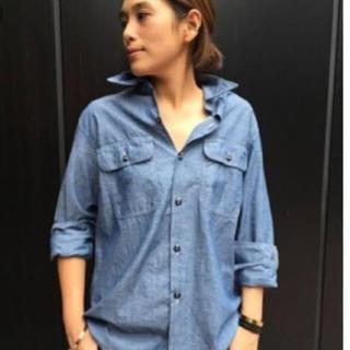 ドゥーズィエムクラス(DEUXIEME CLASSE)のマディソンブルー MADISONBLUE  シャンブレーシャツ(シャツ/ブラウス(長袖/七分))