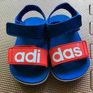 adidas - アディダスオリジナルズ  キッズサンダル  14