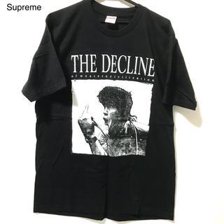 Supreme - Supreme Decline Tee 【SIZE:M】