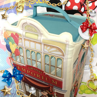 Disney - ディズニー 36周年 収納ボックス ワールドバザール ランド シー イースター