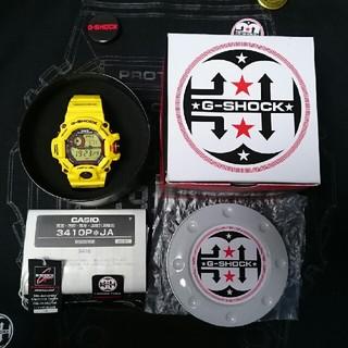 ジーショック(G-SHOCK)の新品未使用 GW-9430EJ-9JR 30周年 レンジマン プライスタグ有(腕時計(デジタル))