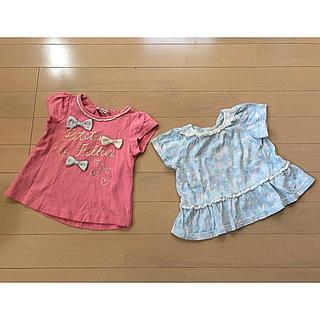 エニィファム(anyFAM)のエニィファム Tシャツ 80(Tシャツ)