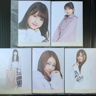 乃木坂46 - スウェット 生写真 新品未開封 5セット 乃木坂46