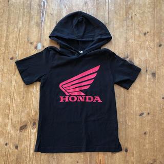 ジーユー(GU)のGU  HONDA  コラボTシャツ  140(Tシャツ/カットソー)