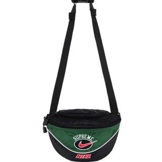 シュプリーム(Supreme)のSupreme®︎ Nike shoulder bag GREEN(ウエストポーチ)