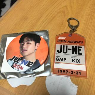 アイコン(iKON)のiKON POPUP セット(JUNE)(K-POP/アジア)