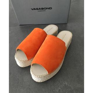 アーバンアウトフィッターズ(Urban Outfitters)の新品正規品日本未入荷早い者勝ち‼️モデル愛用大人気ブランド VAGABOND (サンダル)
