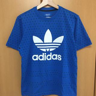 アディダス(adidas)のadidas originals Tシャツ ブルー(Tシャツ/カットソー(半袖/袖なし))