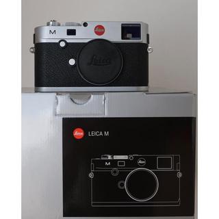 ライカ(LEICA)のLeica M Typ240 シルバークローム おまけつき(ミラーレス一眼)