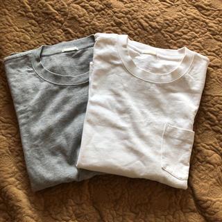 GU - Tシャツ  2枚セット