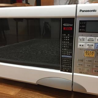 Panasonic - パナソニック オーブンレンジ NE-TY154 2012年製