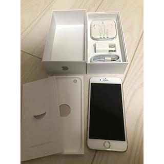 iPhone - iphone 6s Gold 64GB au 超美品 完動品