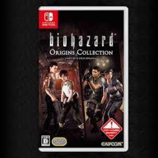 Nintendo Switch - バイオハザード オリジンズコレクション