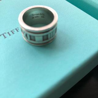 ティファニー(Tiffany & Co.)のティファニー アトラスリング ワイドお値下げしました(リング(指輪))